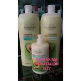 Avon Set Shampoo Acondicionador Crema De Peinar