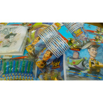 Toy Story 10 Chicos Super Completo