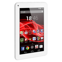 Tablet Multilaser M7s Branco Quad Core Android 4.4 Wi-fi 8gb