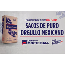 Tonelada De Cemento Gris Moctezuma En Veracruz Flete Gratis