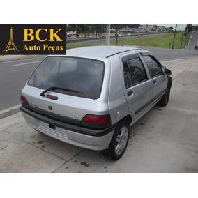 Sucata Para Retirada De Peças - Renault Clio Rt 96/96 Bck 26