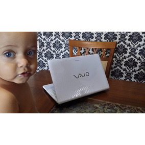 Notebook Sony Vaio Quadcore I7 1tb 8gb Branco Tela 15,6 58b