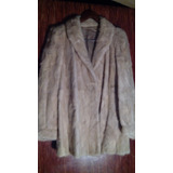 Abrigo De Piel /chaqueta