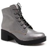 Bota Coturno Zariff Shoes 54307171 (nota Fiscal) | Zariff