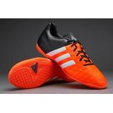 Chuteira Futsal Adidas Ace 15.4 - Futebol no Mercado Livre Brasil c93cc3f2239b9