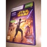 Xbox 360 Kinect Star Wars Original Sin Usar Y Forrado