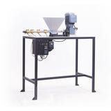 Máquina Extrusora De Filamento Plástico Reciclagem Plástica