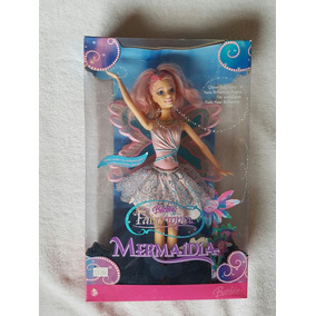Linda Barbie Fairytopia Mermaidia