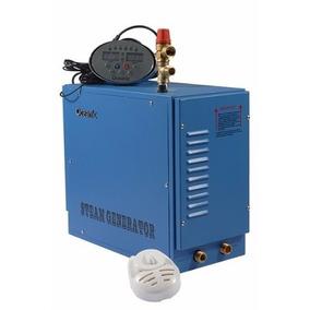Generador De Vapor De Calor 4kw 4-6 M3 Baño Sauna