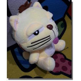 Gatito De Peluche Perezoso 18cm Cat