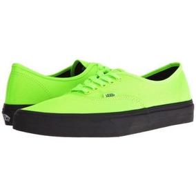 Tênis Vans Authentic - Verde Limão (39/40) Promo Último Par