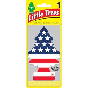 Aromatizante Little Trees Vanilla Pride Usa Frete Gratis