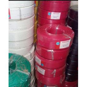 Cable Numero 8 Thhn Rollo 100 Mts (600v -90ª) Awg