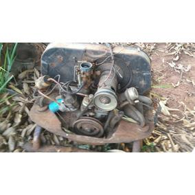 Motor 1600cc Fusca Brasilia Kombi Bloco Virgem De Número