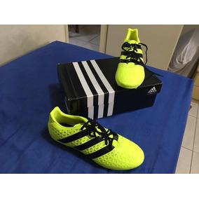 ce7687bf7acff Chuteira Campo Adidas Ace 16.3 - Chuteiras no Mercado Livre Brasil