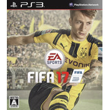 Videojuego Ps3 Fifa 17 Japan Import