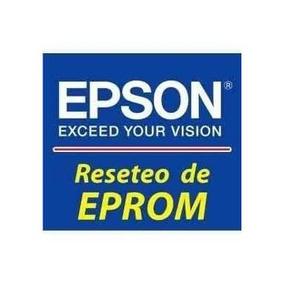 Programa Reseteador Para Desbloquear Impresoras Epson Tx130