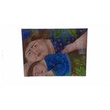 Cuadro Pintado En Tela Artista Yudelsy M. - 127