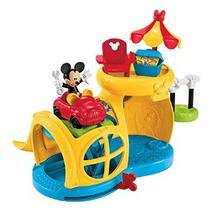 Juguete Fisher-price Casa De Mickey Mouse Fix