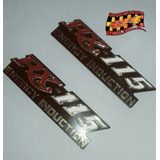 Par Emblema Tapas Laterales Generico Yamaha Rx 115