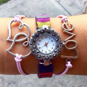 10 Relojes, Mayoreo, Reloj Pulsera, Precio Bajo, Moda, Tela