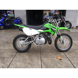 Kawasaki Klx 110 Motocross Minicross