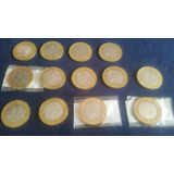 Monedas De $20 Pesos Colección Completa