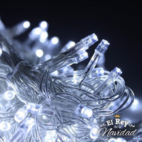 Luz Led Blanca Fria Deco Navideña Certificadas Reforzadas