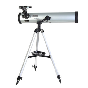 Telescópio Astronômico Newtoniano 35x Até 525x F70076 Tripé