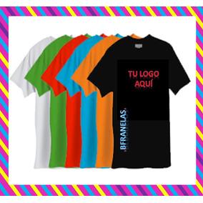 Franelas Para Estampado Unicolor Y Unicolores 100% Algodón