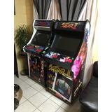 Maquina Arcade Multijuego