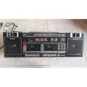 Equipo De Sonido Panasonic Rx-cw30