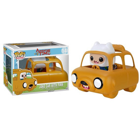Funko Pop Rides Adventure Time Jake Car Finn #14
