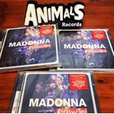 Cd Madonna Rebel Heart Tour 2 Cd Nuevo Original En Stock