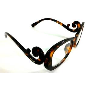 Armação Óculos De Grau Feminino Baroque Importado Estiloso