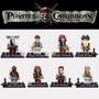 Figuras Compatibles Con Lego De Los Piratas Del Caribe