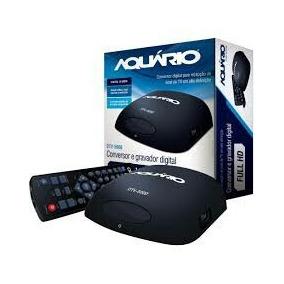 Conversor Digital Para Tv Com Gravador Aquários Dtv-5000
