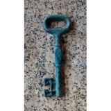 Chave Decorativa E Abridor De Garrafas Em Ferro #799