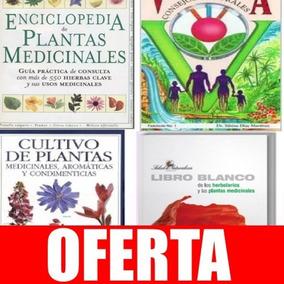 Libros De Herbolaria En El Mejor : Plantas Medicinales