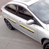 Protecars Friso Protetor Porta Carro 4 Pçs C/cabo Imã P Am
