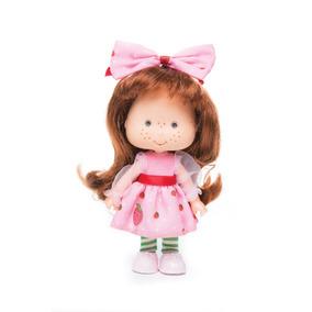 Moranguinho Clássica - Boneca Moranguinho Estrela
