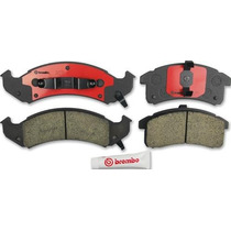 Balatas Brembo (d) Cadillac Deville Touring, Exc.heavy 91-93