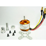 Motor Brushless A2212/13t 1000kv Dron Quadcopter Arduino Pic