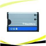 Bateria Cs2 Blackberry Curve 8310 8320 8520 9300 Original.
