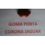 Goma Porta Corona Para Moto Jaguar