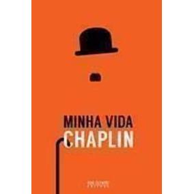 Livro Minha Vida Charles Chaplin