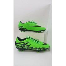 Tachones Nike Hipervenom Soccer Zapatos Hombre # 6.5