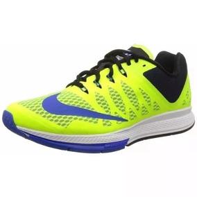 Nike Zapatilla Running Hombre Air Zoom Elite Vde/azul/neg