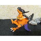 Digimon Greymon - Metalgreymon Tranformable (codigo 53)