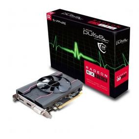 Placa De Vídeo Sapphire Pulse Radeon Rx 550 2gb Directx 12